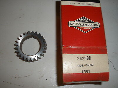 Vintage Nos Briggs Stratton Gas Engine Timing Gear 262598