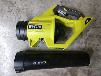 RYOBI 40V Cordless Blower Model# RY40406 ()