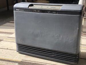 Rinnai Natural Gas Convector heater