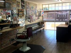 Unisex Barber Shop For Sale - Dalby Dalby Dalby Area Preview