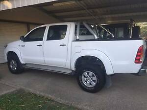 2008 Toyota Hilux SR5 Ute Rockhampton Rockhampton City Preview