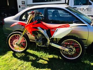 Amazing shape crf250r