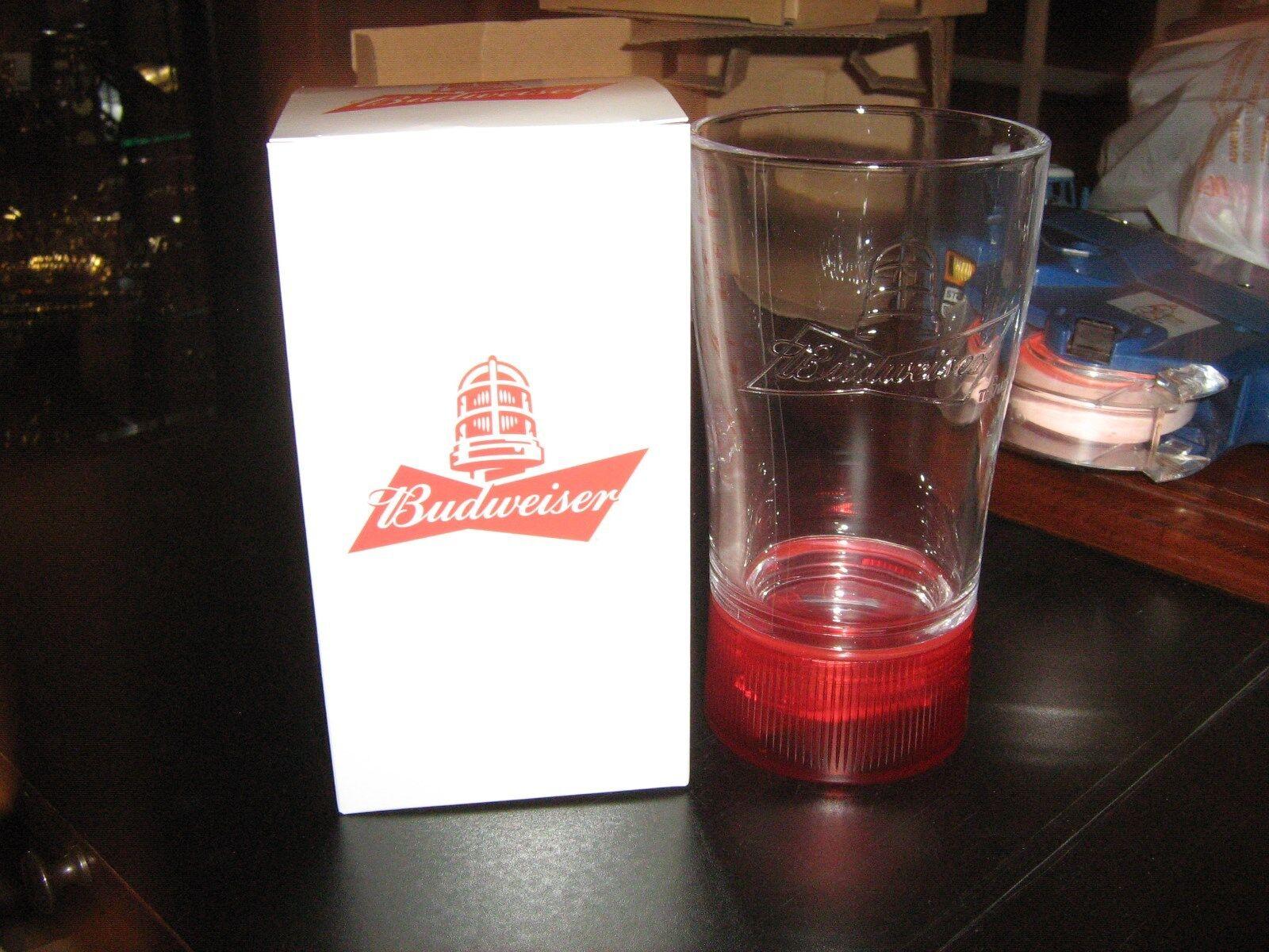 Budweiser Ca Goal Synced Glass