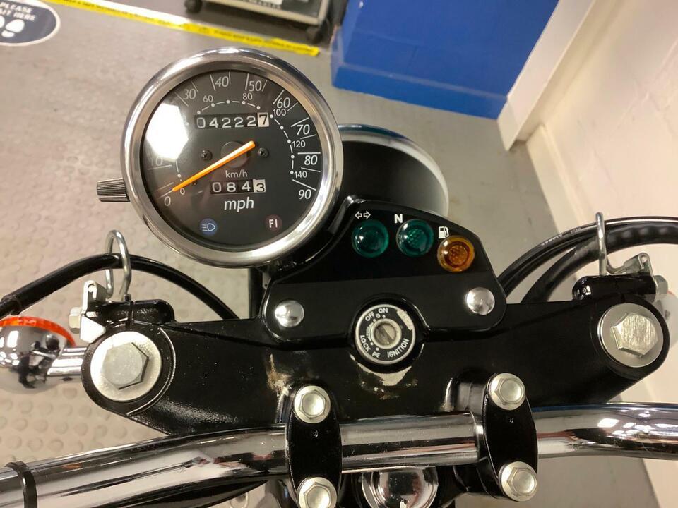 Suzuki RV125 RV L6 VAN VAN 2016 / 66 - Only 4222 miles