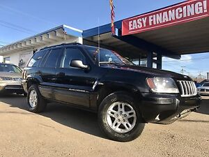2004 Jeep Grand Cherokee Special Edition Leather LOADED