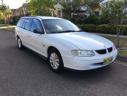 1998 Holden Commodore VT Executive Wagon Auto 10months Rego