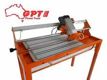 Wet/Dry Tile Cutter machine - 43kgs For Sale Mickleham Hume Area Preview