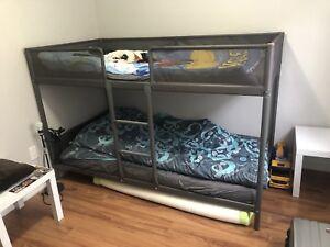 Kids bunk bed IKEA