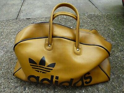 Vintage Adidas Holdall Bag Made in Yugoslavia ART4050