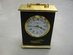 Howard Miller Rosewood Bracket Table Clock *Transport America* - P/N: 613-528