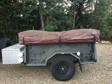 MDC off road camper trailer Logan Village Logan Area Preview