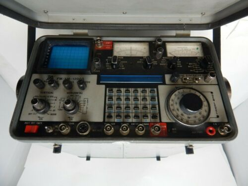 IFR FM/AM-1200s Communications Service Monitor / Spectrum Analyzer