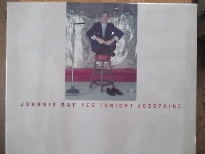 CD BOX SET JOHNNIE RAY YES TONIGHT JOSEPHINE