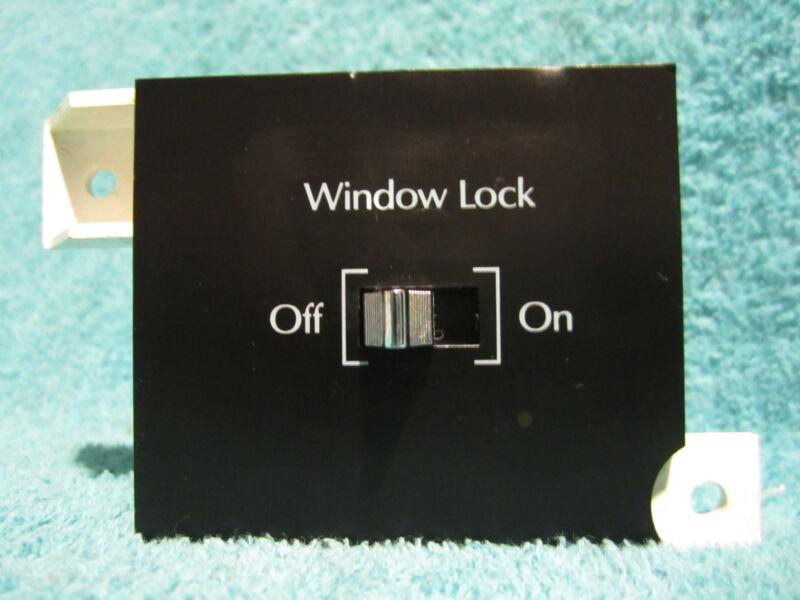 SHIPS SAME DAY! GM 25554871 Window Lock Switch  Fleetwood Deville  60 DAY RETURN