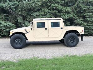 HUMVEE. Classic, Real thing.  Ridiculously low miles. MINT.