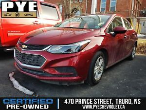 2017 Chevrolet Cruze LT - SUNROOF, BLUETOOTH, HEATED SEATS!