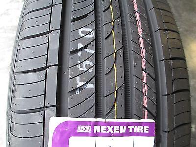 2 New 245/45R17 Inch Nexen N5000 Plus Tires 2454517 245 45 17 R17 45R ()