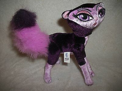Bratz Petz Purple Poseable Kitty Cat Plush Doll