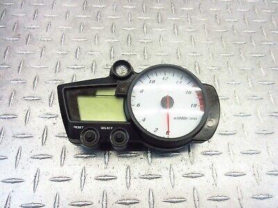 2003 03-04 Yamaha YZFR6 R6S R6 Gauge Speedometer Speedo Works Oem Video