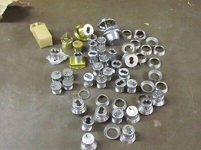 Locksmith Lot Of Cylinder Ic Cores Best Access Keymark Schlagecorbin