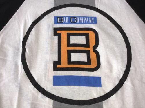 Bad Company Vintage 1987 XL Tour T-Shirt
