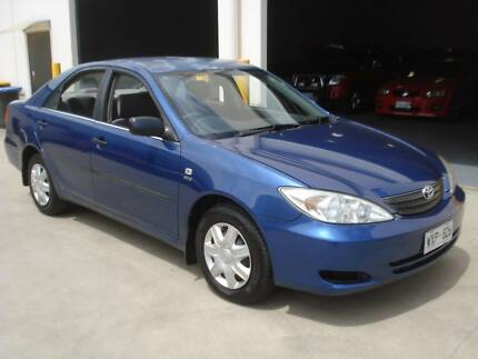 2002 TOYOTA CAMRY ALTISE 4 Cly SEDAN with only 188,500Kms Croydon Charles Sturt Area Preview