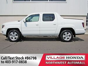 2014 Honda Ridgeline Touring 4WD | Navi | Leather | B/U Cam |