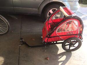 Bike trailer $100