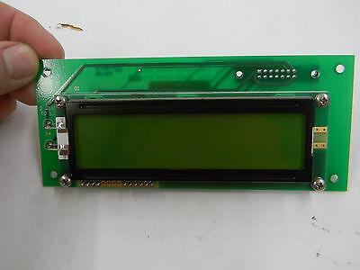 Varian 1200l Mass Spec Lcd Green Display Board Cub-00046 Rev 10