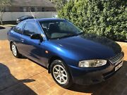 2001 Mitsubishi Lancer - 2 Door Blue Haven Wyong Area Preview