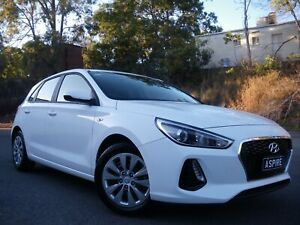 2020 HYUNDAI i30 GO 800 KM 6 MONTH REGO RWC WARRANTY Hillcrest Logan Area Preview