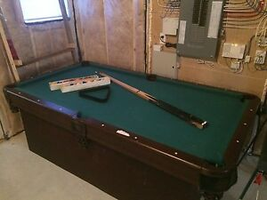 Pool table !