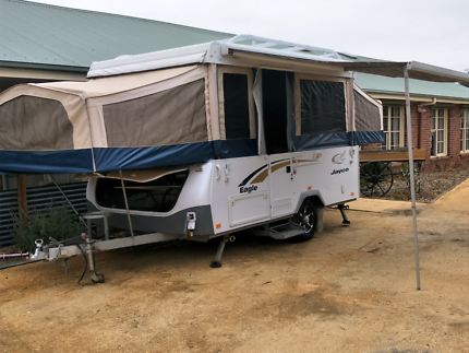 2010 Jayco Eagle - heaps of extras. Priced to sell quick.
