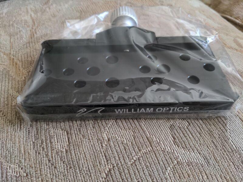 William Optics Losmandy-Style Saddle Plate # M-PS