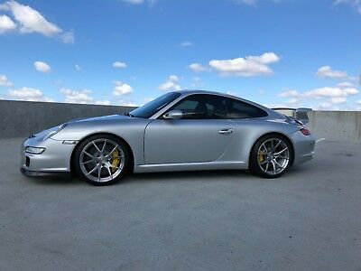 GT3, Super Clean, Forged Wheels, Needs Nothing, Low Miles, PCCB, RSS Exhaust