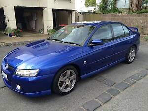 2004 Holden Commodore VZ SV6 College Park Norwood Area Preview
