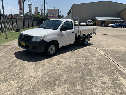 2012 Toyota hilux work mate South Windsor Hawkesbury Area Preview