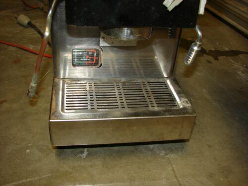 Unic Diva espresso machine drain tray and cover