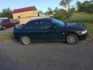 2000 Mitsubishi Lancer manual ac Duns Creek Port Stephens Area Preview
