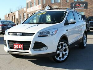 2013 Ford Escape Titanium 4WD Navi-Bluetooth-Pano Roof