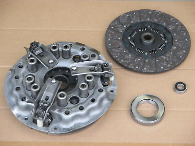 11 Double 15 Spline Clutch Kit For Ford 2600v 2610 3000 3055 3100 3110 3120