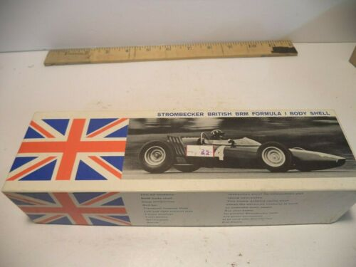 Strombecker BRM Formula 1 Body Shell