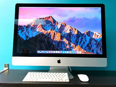 Apple iMac 21.5 Desktop OS-2017 / 2.5Ghz Core i5 / 16GB RAM / 1TB HDD / Warranty