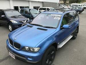 FINANCE $64 Per Week t.a.p 2005 BMW X5 Wagon Diesel Auto
