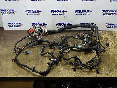 JAGUAR XF X250 2.2 ENGINE WIRING LOOM HARNESS DX23-12A690-BB  2013
