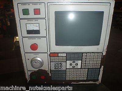 Haas Vf-1vf1 3939control Panel Keypad Keyboard Pcb Interface