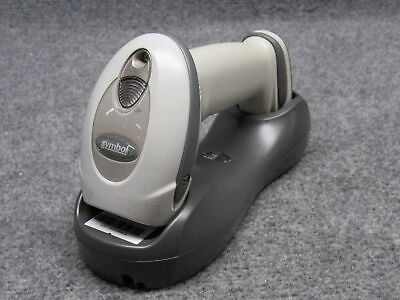 Motorola Symbol Ls4278 Cradle Stb4278 Wireless Barcode Scanner Tested
