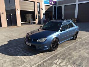 2007 Subaru Impreza Luxury