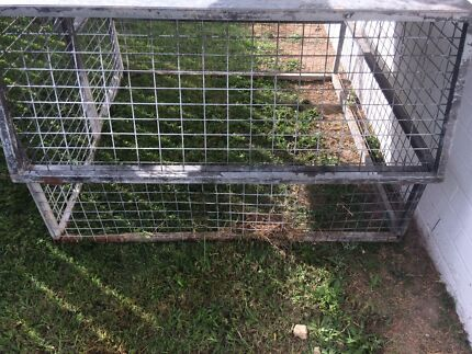 Large dog cage 910 height 1430 length