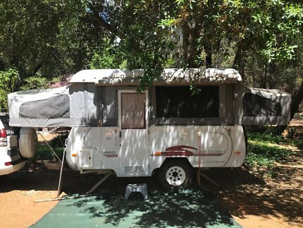 Coromal 2006 Pioneer Silhouette 392 Full Offroad Wind-up Camper Attadale Melville Area Preview